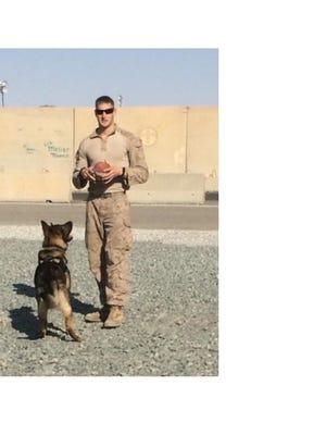 U.S. Marine Corps Cpl. Joseph Paider