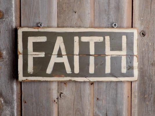 FMN Stock Image Faith