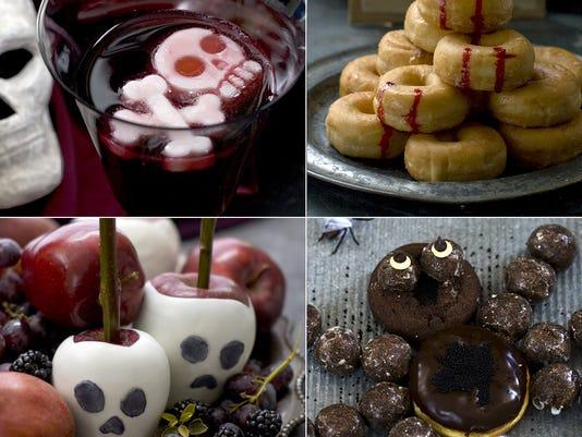 Just Desserts Halloween Recipes