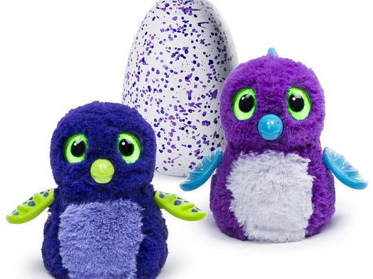 Hatchimals.