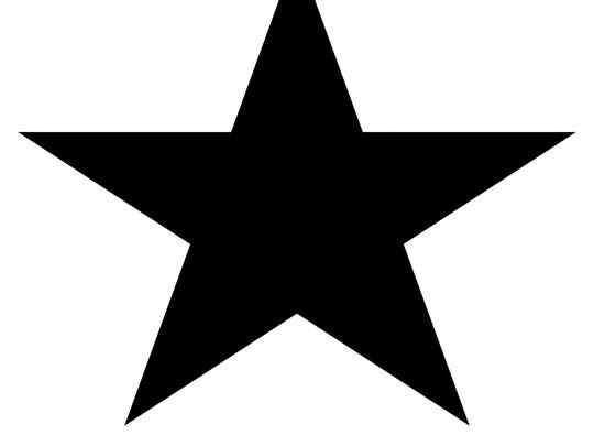 """Blackstar"" by David Bowie."