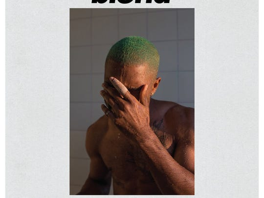 """Blond"" by Frank Ocean."
