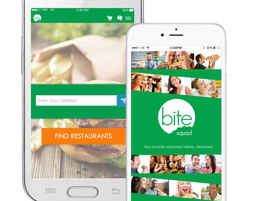 As Bite Squad enters Maryville, customers will be able to take advantage of an offer that will give them free delivery for a year on orders within a 4-mile radius.
