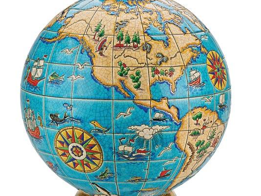 WSF 0525 Kovels globe