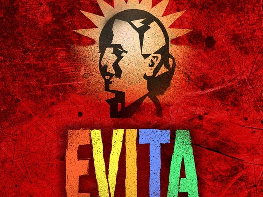 Evita is set to perform Mar 12, 2019 at the Murphey