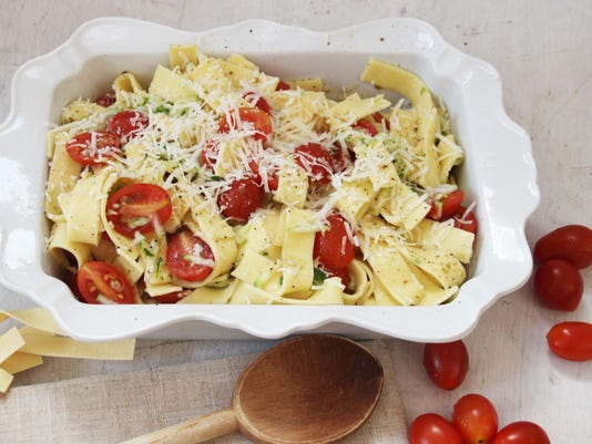Food 10 Things Easy Pasta Dinners (4)