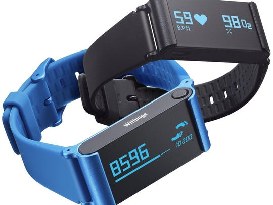 Withings Pulse O2 Activity, Sleep, and Heart Rate Tracker: