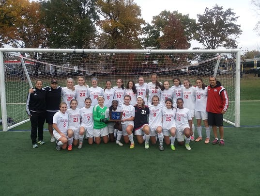 Glen Ridge girls soccer