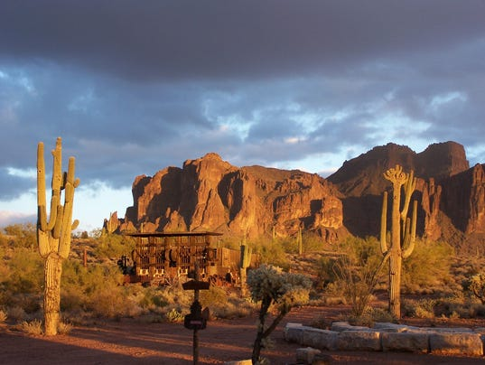 Superstition Trail