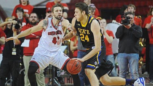 SDSU's Mike Daum