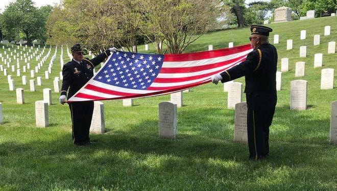 The Twin Tiers Honor Flight took place on May 12.