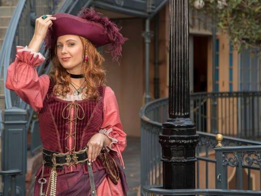 pirate redd disneyland