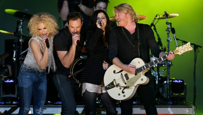 Little Big Town find itself shunned on country radio for a song wrongly thought to be about lesbians.