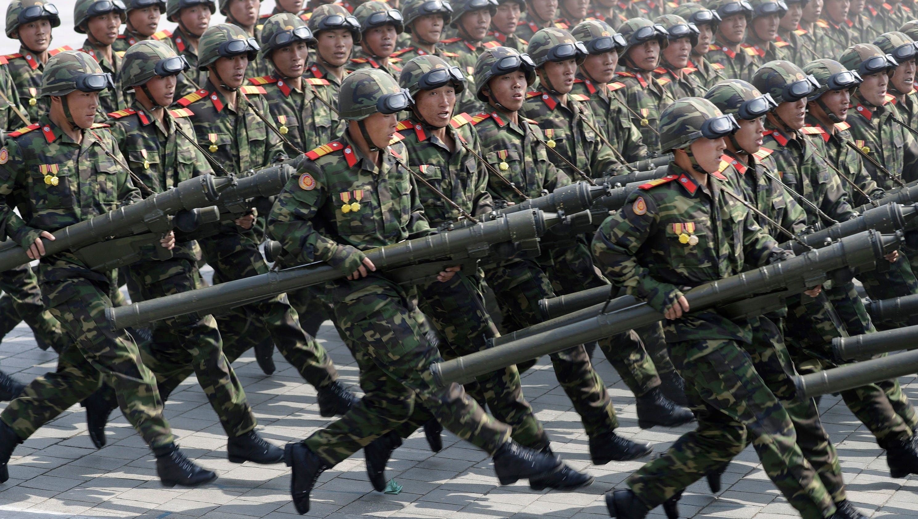 North Korea Military How Capable Is The North S Fighting