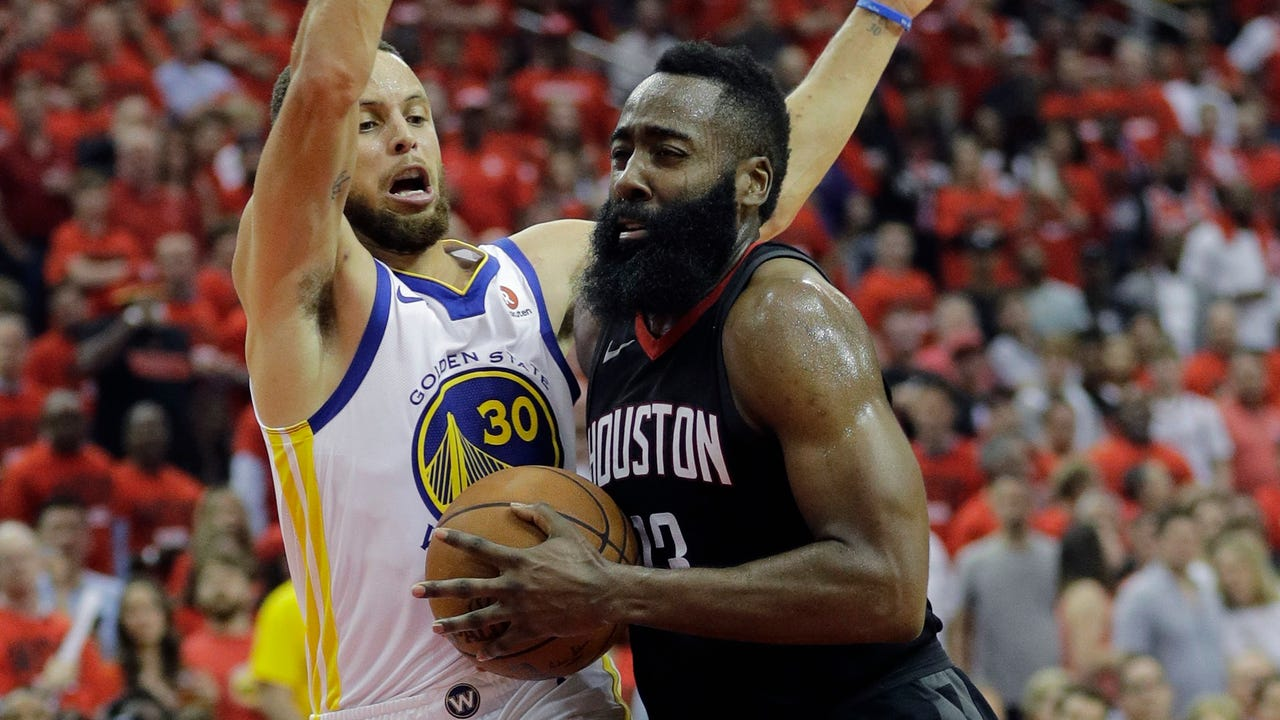 SportsPulse: USA TODAY Sports' Sam Amick breaks down the Rockets' big Game 2 victory that sends the Western Conference finals to Oracle Arena tied at one game apiece.