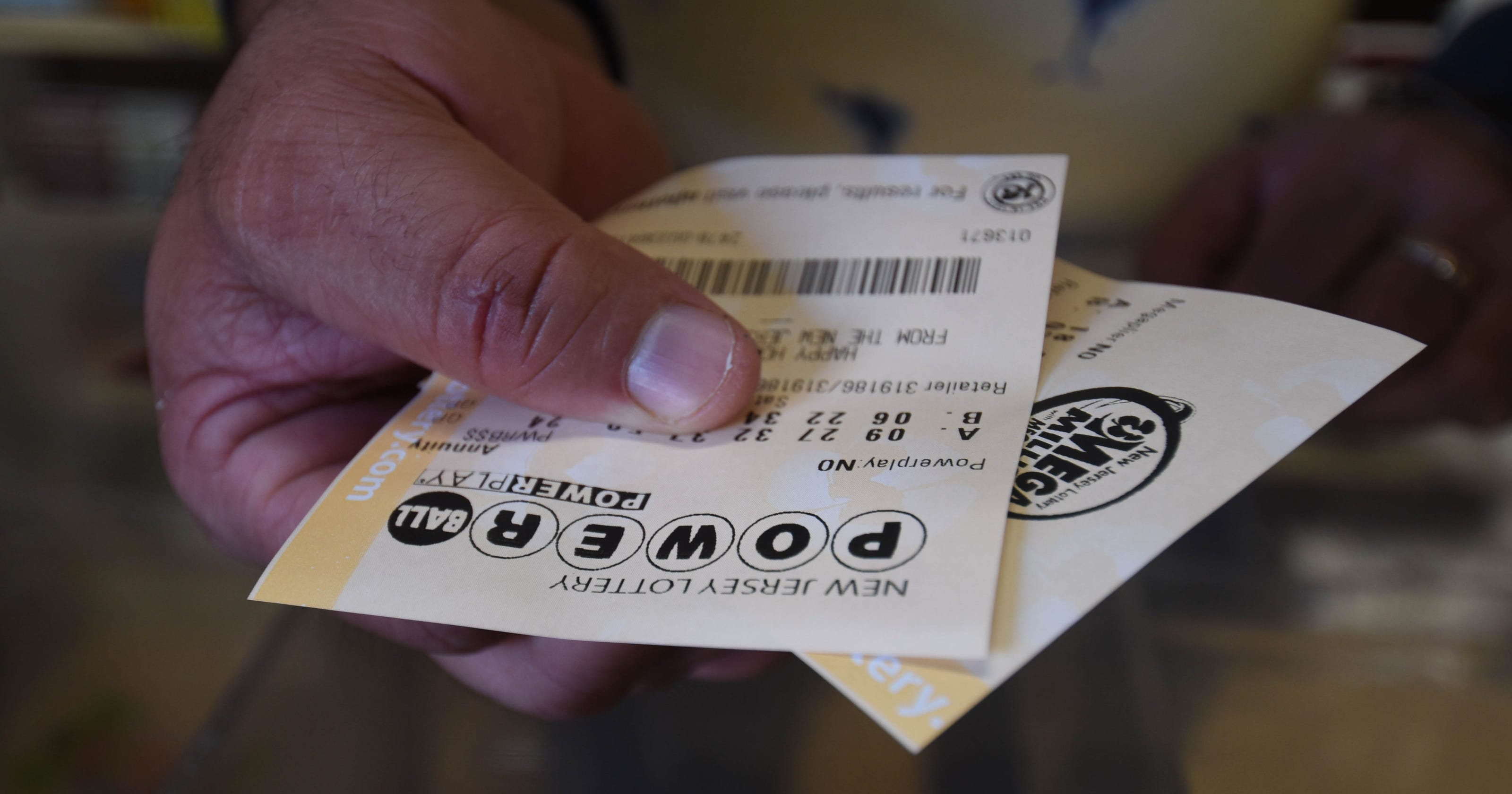 Northstar New Jersey gets $103M payout after drop in lottery