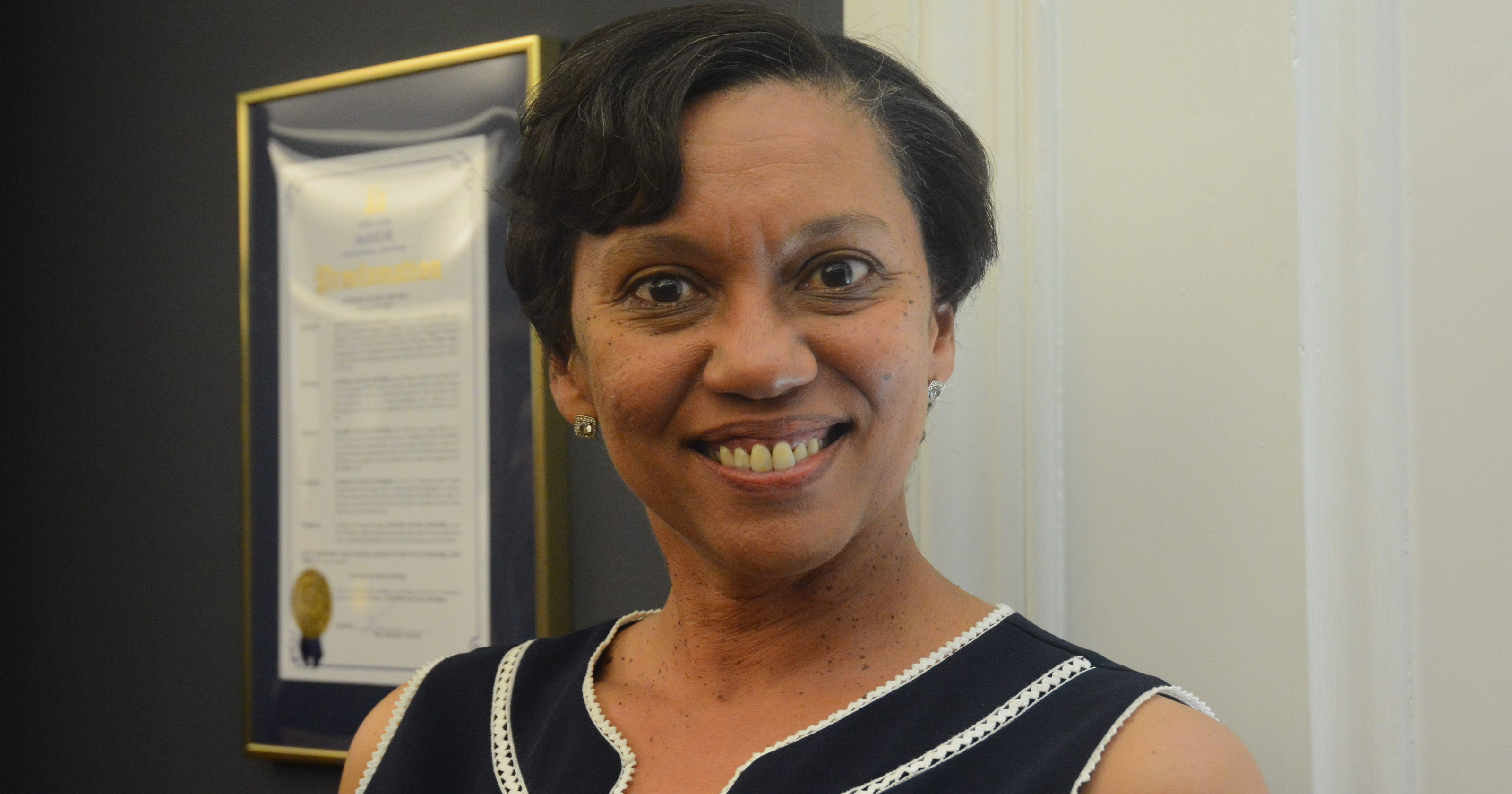e2b40b81eefaa Jackson next challenge for Michelle Thomas, who helped save Newark
