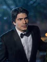 Actor Brandon Routh.