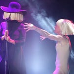 Sia brings her strange brand of music to her cover of California Dreamin.'