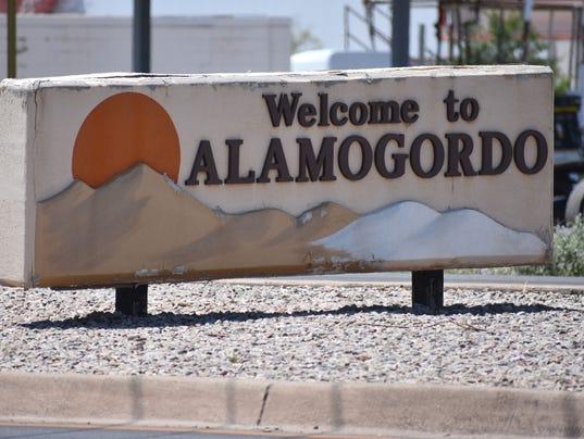 Alamogordo Sign 1