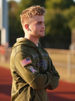 Portsmouth graduate Dan McKinnon will be a preferred walk-on at Bryant University.