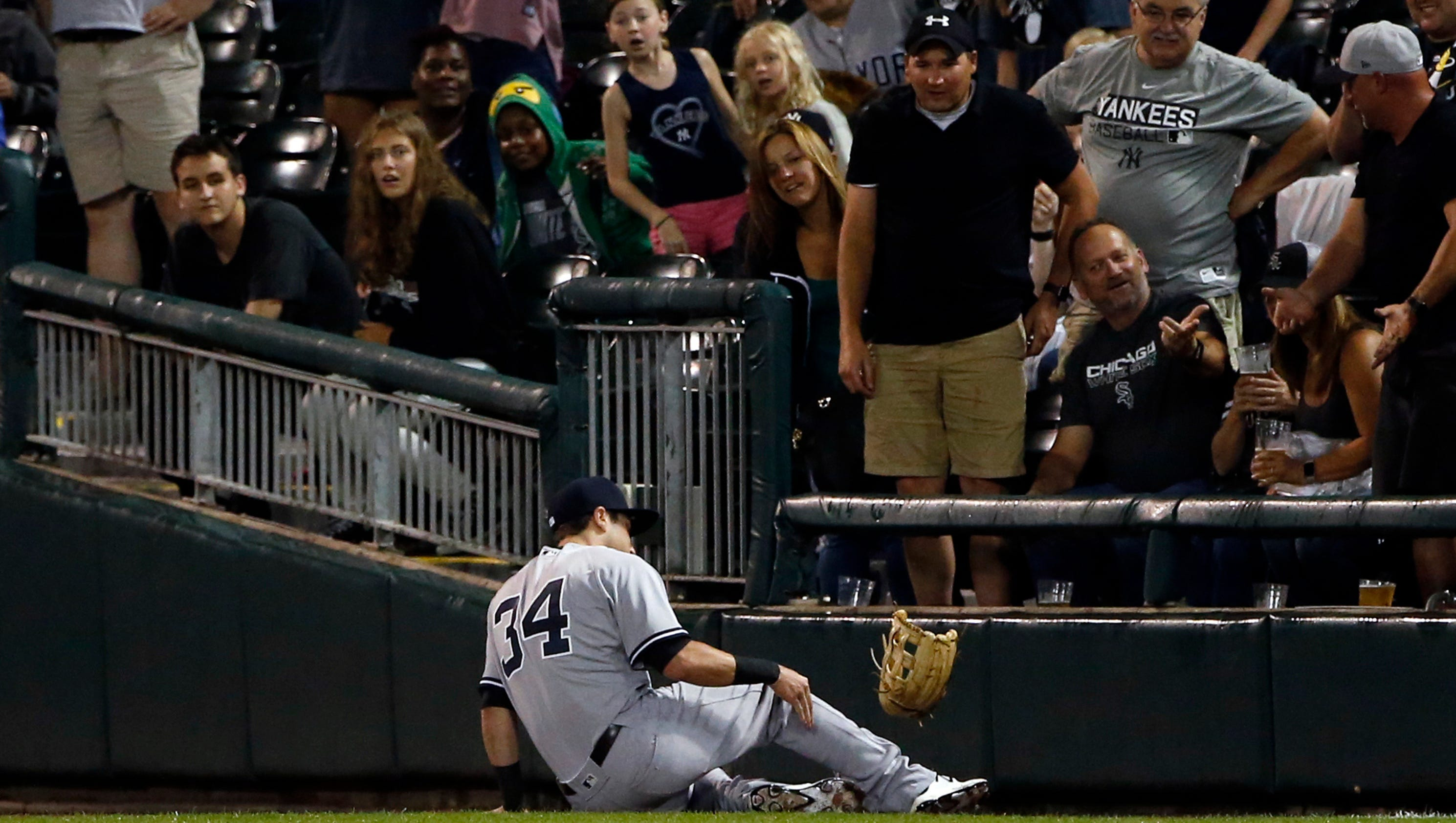 Dustin Fowler, who suffered knee injury with Yankees, back ...
