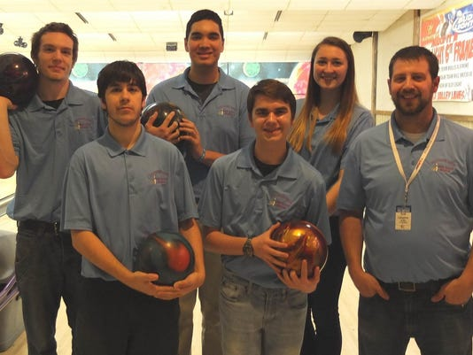 DCA 12016 bowling