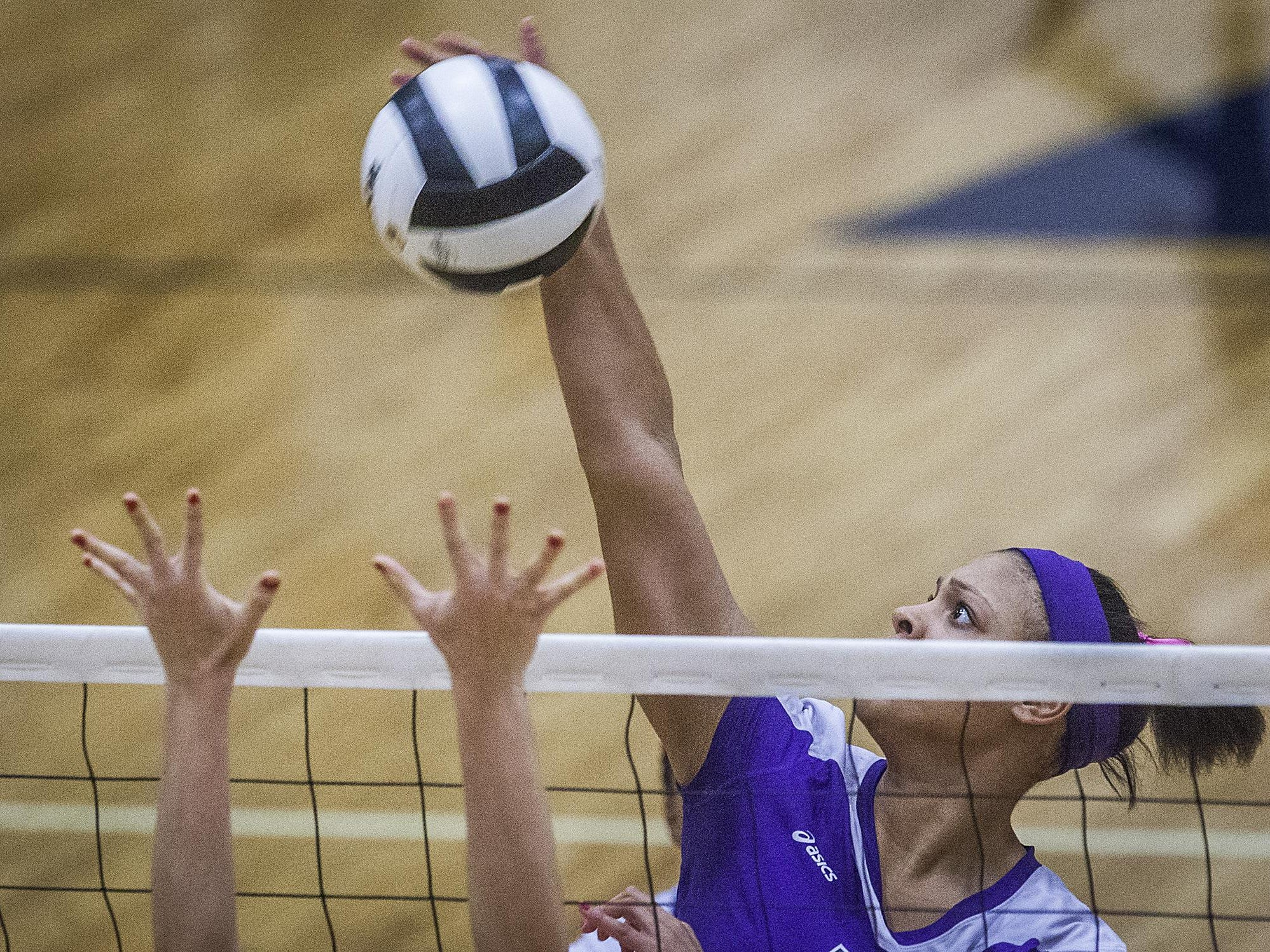 Central's Micah Leavell hits against Delta last season.