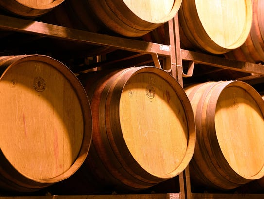 Barrels-aging techniques are often used in sour beers.
