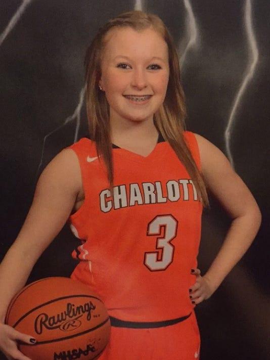 Maleia Hale - Charlotte girls basketball
