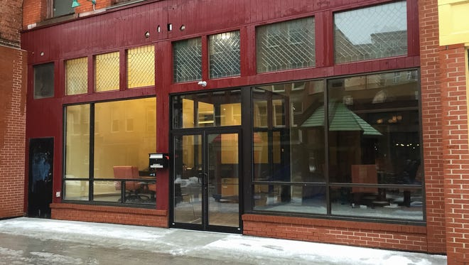 Taylor, a Rochester-area contractor, has opened a new office in the Sage Building, occupying the former home of Benchwarmers Sports Bar.