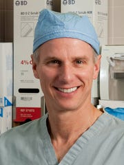 James Geiger, a surgeon, and also a founder of FlexDex