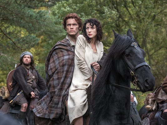 Starz' 'Outlander': There can only be ... two?