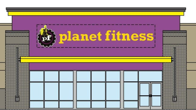 Planet Fitness has asked to move into the central portion of what used to be a Walmart at 4500 S. 108th St., Greenfield.