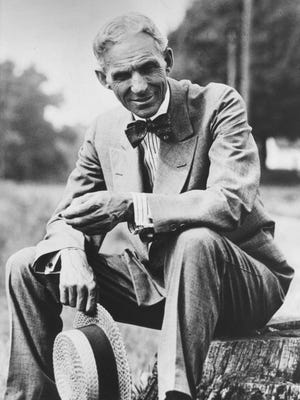 Henry Ford.in 1926.