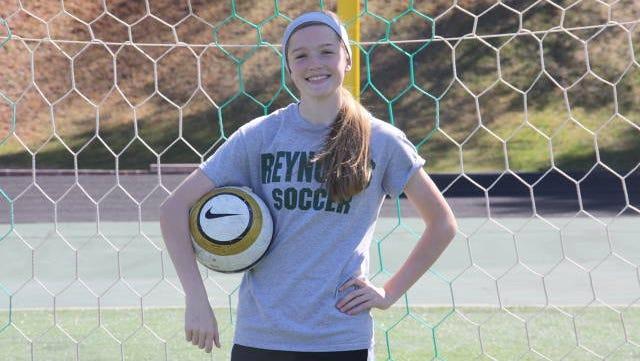 Reynolds' Megan McCallister