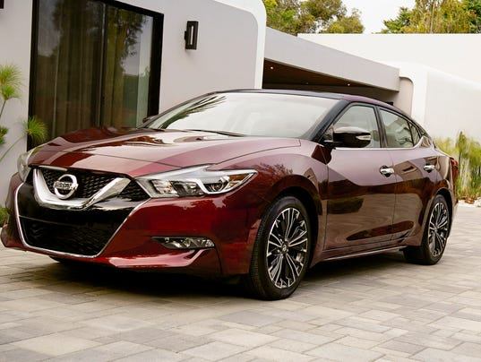 2016 Nissan Maxima \u0026quot;4Door Sports Car\u0026quot;