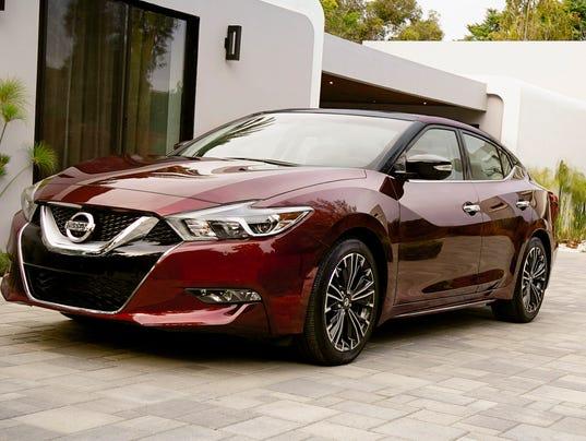 2016 Nissan Maxima \u0026quot;4Door Sports Car\u0026quot;