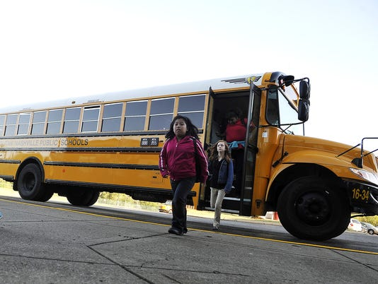 Nashvilles School Bus Driver Complaints Tally In The Hundreds