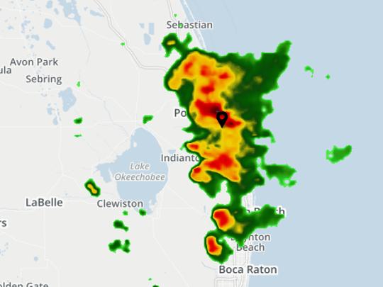 Radar 6 a.m. May 22, 2018