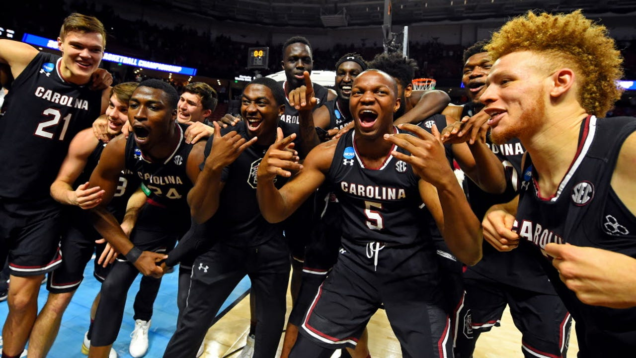 South Carolina upsets title-contender Duke
