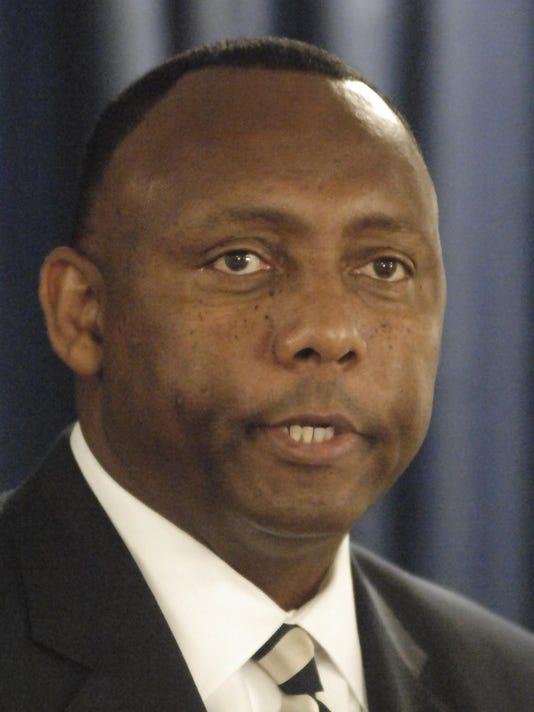 Former MDOC Commissioner Chris Epps