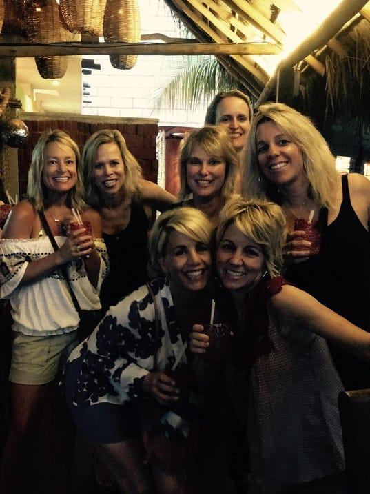 Seven amigas