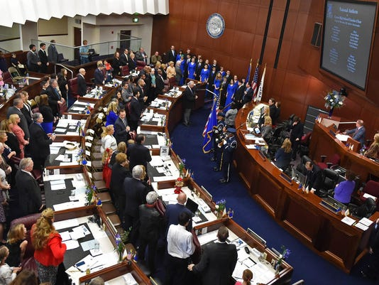 Full senate