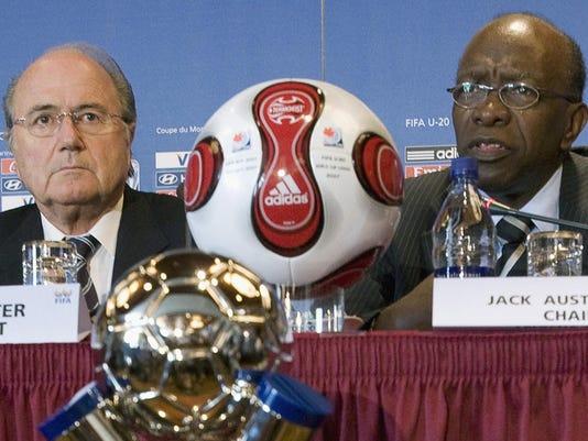 Blatter Warner