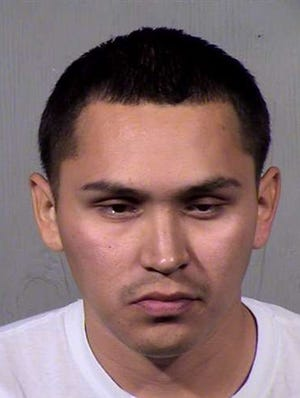 Phoenix police arrested a 23-year-old Arizona Department of Corrections officer on suspicion of sexually exploiting a female minor, according to a Phoenix police report.