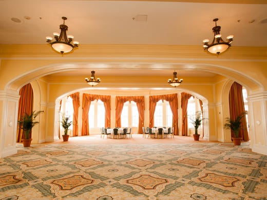 Galvez Spa Wyndham Grand Hotel