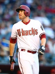 Mark Trumbo didn't live up to expectations with the