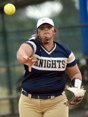 Pope John Paul II High sophomore pitcher Anna Wantz
