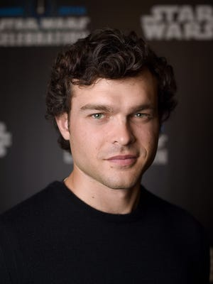 Alden Ehrenreich was introduced as the new Han Solo at Star Wars Celebration.